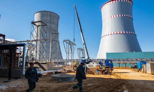 Первый энергоблок БелАЭС снова пообещали ввести в эксплуатацию в 2019 году
